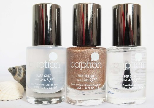 Gel Nailpolish of Caption | Without UV or led flashlight |
